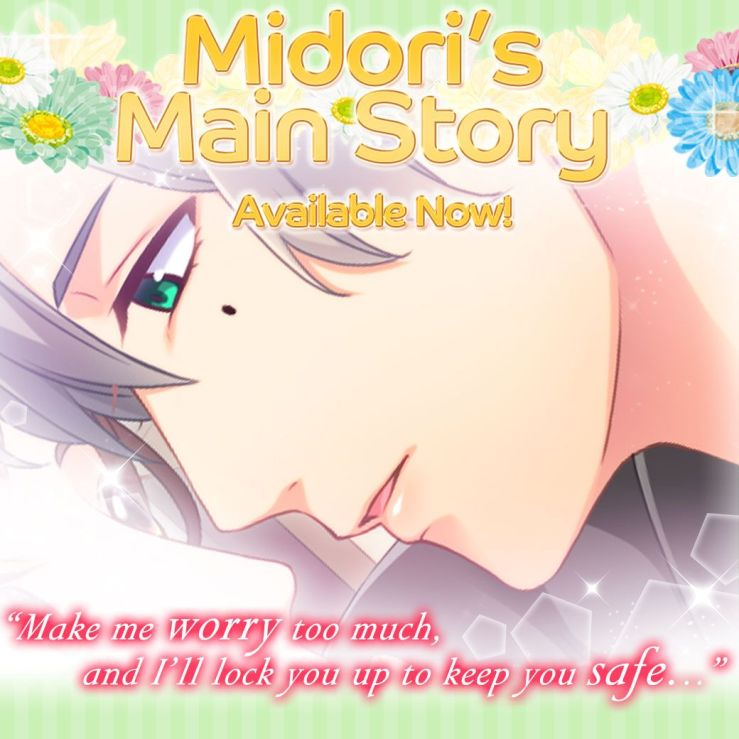First Lady Diaries Midori release